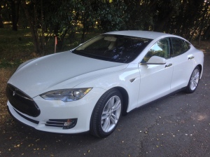My Tesla Model S